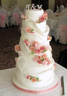 my new favorite wedding cake!
