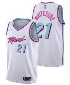 "ed31d2c19 A First Look! The Miami Heat s  Miami Vice -Inspired ""City Edition ..."
