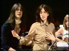 Patti Smith - Interview, Stockholm October 1976 Channeling a form of genius that drills into my consciousness like a intergalactic jack-hammer…she is language…painting words in her tower of Babel…uncanny waif…E