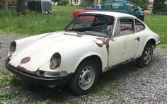 Good Handling Basketcase: 1972 Porsche 911 - http://barnfinds.com/good-handling-basketcase-1972-porsche-911/