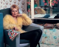 a young Vivienne in 1971 via blogs.fashionclub.com