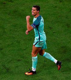 Portugal - Cristiano Ronaldo -Euro 2016