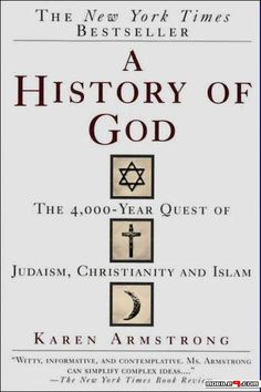 A HISTORY OF GOD - Karen Armstrong  - Tap to see more great collections of e-books! - @mobile9