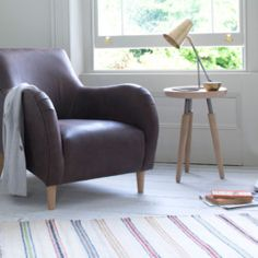 Armchairs | Leather & Fabric Occasional Chairs | Loaf