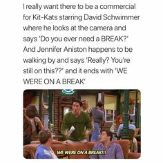 friends merchandise tv show Friends Scenes, Friends Episodes, Friends Moments, Friends Forever, Friends Tv Quotes, Funny Friend Memes, Stupid Funny Memes, Funny Quotes, Hilarious