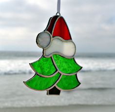 Stained glass ornament (I haven't done this.)