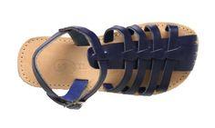 Theluto sandalen marine blauw (maat 24-30)