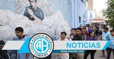 Atención #Belgrano  Agotadas las plateas Gasparini quedan solamente 1.000 Ardiles vs. #Colon a Estadio colmado. - www.soycab.com http://ift.tt/1lCvKdswww.soycab.com http://ift.tt/1lCvKds