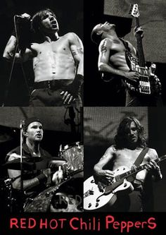 chili peppers live