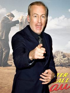 Star Tracks: Friday, January 30, 2015 | TO HIS POINT | Bob Odenkirk (or should we say Saul Goodman?) arrives at Thursday's premiere of his new Breaking Bad spin-off series Better Call Saul at Regal Cinemas in L.A. previews look funny.