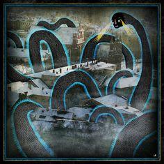 Wolphins.com / Illustrator Sergey Pervushin / Personal work / © 2011