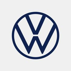 Brand New: New Logo and Identity for Volkswagen done In-house Car Brands Logos, Car Logos, Sound Logo, Vw Logo, Novo Design, Volkswagen Golf R, Vw Bus, Vw Parts, Car Vector