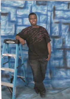 14 year old cousin Quintin Johnson