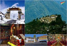 Tawang Monastery in #ArunachalPradesh is the 2nd biggest monastery in Asia. It is also known as Galden Namgey Lhatse, which translates to 'celestial paradise in a clear night.' It is three stories high. It is enclosed by a 610 m long compou..