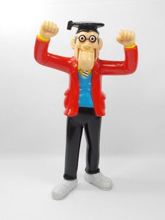 The Beano - Teacher - Toy Figure