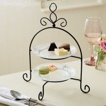 Vintage style Cakes stands