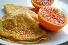 Kitchen Delights: Blood Orange Pancakes - Recipe