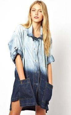 Vivienne Westwood - Anglomania Jeans Denim Dress