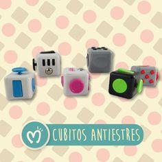 Llega a Migas el nuevo cubo antiestress, es ideal para jugar con él a cada momento. Escríbenos 314 855 2090. #Antiestress #Regalos #Migas