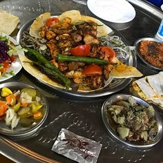 """I've tried a vast range of restaurants in Istanbul, both high-end and low-end. I rarely leave satisfied. But there's this one small and shabby log cabin-style kebab 'restaurant' in my neighborhood and it's the bomb. Named """"Lezzet-i İkram"""" (meaning taste of İkram) after owner and chef İkram usta, originally from Gaziantep, be prepared to eat the best flavored meat in town. The spices he adds to the food and mezes - and even the everyday salad - will have you hanging for more. There is no menu…"""