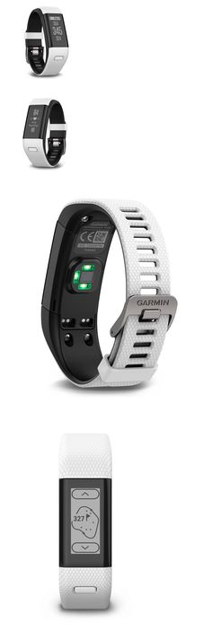 GPS and Running Watches 75230: Garmin Approach X40 Golf Gps And Fitness Band (White) - Open Box BUY IT NOW ONLY: $239.99