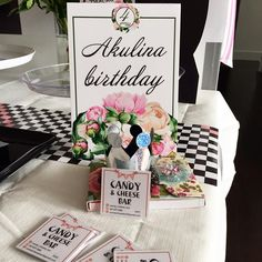 Akulina birthday ��. We make little chess style party for little girl :)) #candycheesebar #iedesign #candybar #birthday #celebrity http://tipsrazzi.com/ipost/1508841765552468547/?code=BTwe5dyBzJD