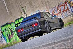 Mercedes 190, Mercedes Benz 190e, Aryton Senna, Evo, Car Humor, Cars And Motorcycles, Automobile, Baby, Classic
