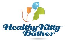 Healthy Kitty Wide Logo!!