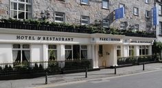 Park House Hotel Galway In central Galway, the Park House Hotel blends the warmth and personality of a boutique hotel with 4-star luxury. It offers an award-winning restaurant and air-conditioned rooms with free Wi-Fi.