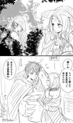 作者:はくり@幸色のワンルーム❹3/22発売,89hakuri, 公開日:2018年2月13日 145/145作目, いいね:26,153, リツイート数:5,355, 作者ツイート:#魔女集会で会いましょう彼はしゃべれません Anime Witch, Anime Art Girl, Manga Art, Manga Anime, Character Design, Character Concept, Manga Story, Witch Art, Cool Sketches