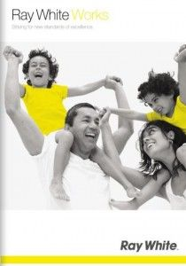 ray white real estate brochure
