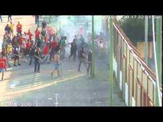 Giusta risposta alla violenza negli stadi