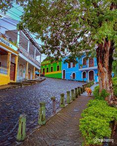 """Fotografía de viajes en Instagram: """"Aquí no importa la lluvia ☔ porque en este lugar siempre habrá color 🎨 . . . . 📷 @tripshooting > Fotógrafa…"""" Mansions, House Styles, Instagram, Travel Photography, Rain, Colombia, Colors, Fotografia, Manor Houses"""