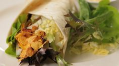 krůtí nugety new Fresh Rolls, Tacos, Mexican, Ethnic Recipes, Food, Essen, Meals, Yemek, Mexicans