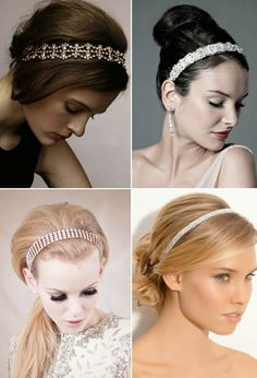 3 Cute Hairstyles With Headbands,Must Try This Season | Hairstyles |Hair Ideas |Updos