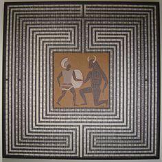 labyrinthe minotaure crète - Recherche Google