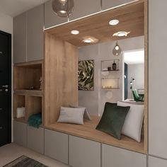 Home Entrance Decor, House Entrance, Entryway Decor, Luxury Interior Design, Bathroom Interior Design, Home Decor Furniture, Furniture Design, Hallway Furniture, Home Room Design
