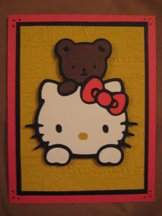 images for Hello Kitty Cricut cartridge | Hello Kitty Greetings Cricut Cartridge Scrapbook Farm Pictures