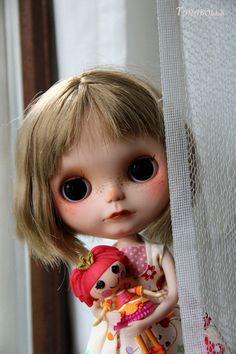 Héloïse Taradolls EBL custom  Blythe doll ooak by Taradolls, $900.00