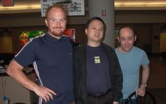 Louis C.K., William Hung, & Todd Barry - 2004