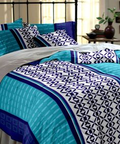 Splash your bedroom with colour, vivacity and a stroke of style with this Bedsheet and pillow cover set. Tender colours and persuasive textures give you the comfort to alleviate and fathom your senses.BRAND: DreamscapeCATEGORY: Double Bedsheet with 2 Pillow CoversCOLOUR: MultiMATERIAL: Cotton DIMENSION:  Bedsheet- 8 x 7.75 Feet (W x L) Pillow Cover- 27 x 18 inches (W x L)PRODUCT CODE: 3021DELIVERY: We know what you need! That is the reason our products are sourced from different locations…