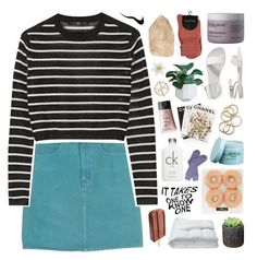 """""""inspired by @frostedfingertips"""" by deep-breaths ❤ liked on Polyvore featuring GUESS, TIBI, Living Proof, Frette, Shop Succulents, Assouline Publishing, Old Navy, NARS Cosmetics, Topshop and Clips"""