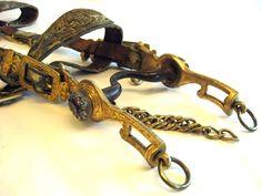 SHORT DESCRIPTION Asked to bridle worn by King Karl XIV Johan coronation May 11, 1818. NAME Owner: Charles XIV John of Sweden-Norway (Bernadotte) ...
