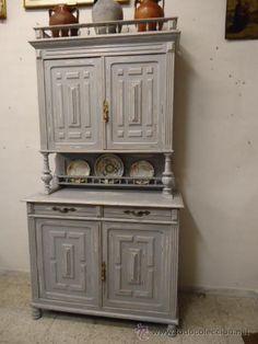 M s de 1000 ideas sobre aparadores antiguos en pinterest - Milanuncios muebles antiguos ...