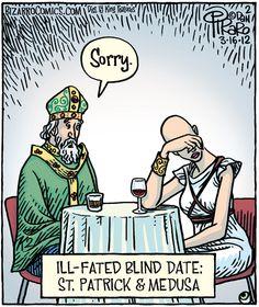 Some Medusa humor...thanks Suz...:)