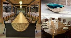 18 Of The Most Incredible Table Designs Ever Created