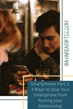 Worried your smartphone is interfering in your relationship? In Part 2 of our series on smartphones, we give you three ways to stop your smartphone from ruining your relationship. Teen Mental Health, Mental Health Resources, Mental Health Disorders, Dbt, Bipolar Disorder, Bay Area, Counseling, Ruins, Anxiety