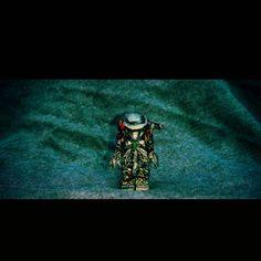 The Predator #thepredator #lostminifigcontest . .  #lego #minifigures #legocustom #customlego #contest #legocustomminifigures #legomoc #alien #legoalien #movie #character #legopredator #legomovie #alienvspredator #aliens by starknguyenphuoc