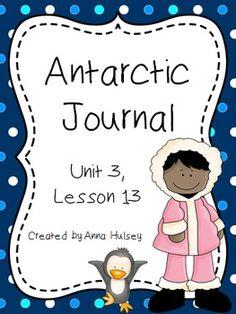 antarctic journal journeys grade 4 lesson 13 houghton mifflin harcourt tpt 4th grade. Black Bedroom Furniture Sets. Home Design Ideas