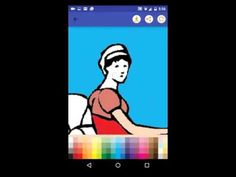 Free Coloring Books for Adults Android App